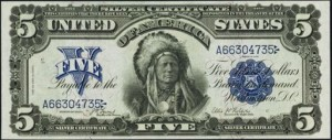1890s-indian-chief-five-dollar-silver-certificate