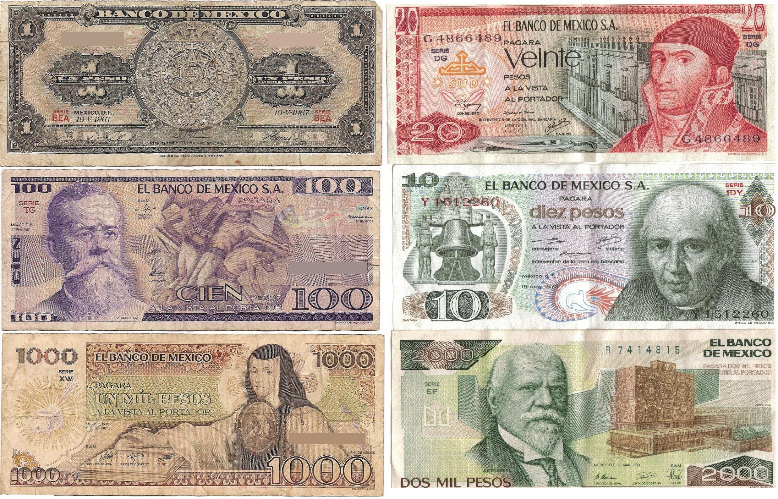 History Of Mexican Peso Currency History