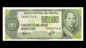 bolivian-peso