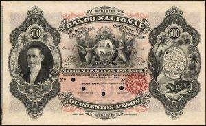 Pesos 1887